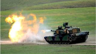 美国计划对台湾出售超过20亿美元的M1A2主战坦克和导弹等其他军备