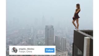 安吉拉在天津