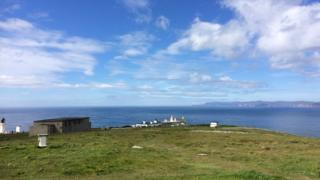 View of Hoy from Dunnet Head