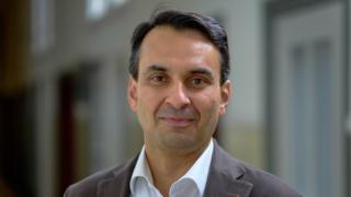 Historiador teuto-britânico Kiran Patel