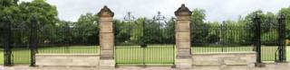 Edinburgh University gateway