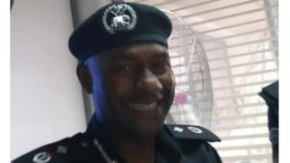 DCP USMAN A.K UMAR wey die during Shiite protest