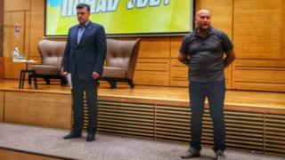 Олег Тягнибок і Дмитро Ярош будуть в одному списку