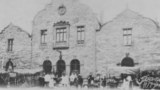 Holyhead Market Hall