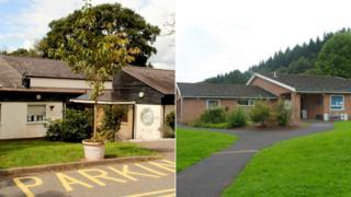 Talgarth Primary School and Clyro Church in Wales Primary School