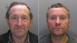 Neville and Philip Raine