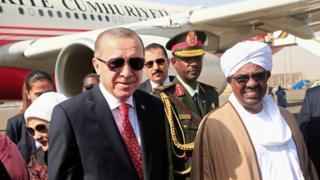 Tayyip Erdoğan ve Ömer el Beşir