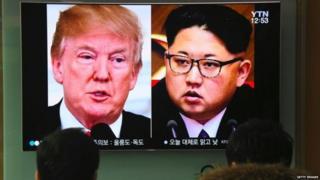 उत्तर कोरिया-अमरीका