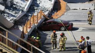 फ्लोरिडा अपघात