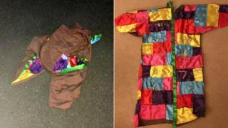 Technicolour coat returned
