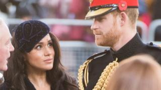 Meghan ve Prens Harry