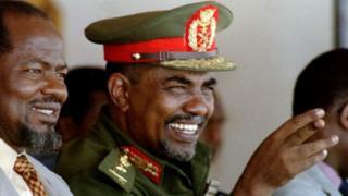 President Omaar al-Bashir