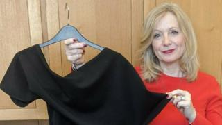Tracy Brabin and the dress