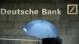 Deutsche Bank loqosu