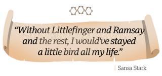 Sansa quote