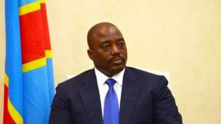 Joseph Kabila na DR Congo