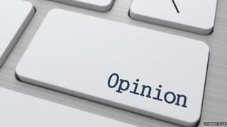 opinion buton