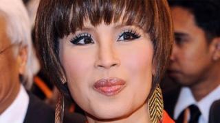 Công chúa Ubolratana Mahidol năm nay 67 tuổi