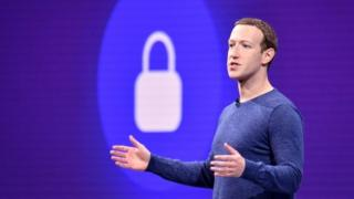 Facebook boss Mark Zuckerberg. File photo