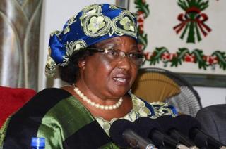 Joyce Banda alikuwa rais kati ya 2012 na 2014