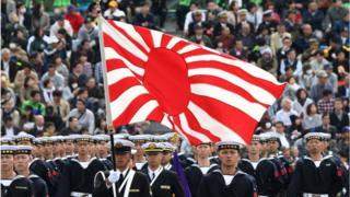 일본 자위대의 2018년 열병식