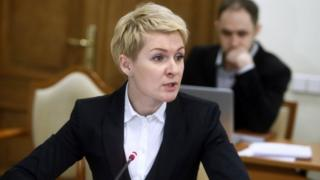 Татьяна Козаченко была главным люстратором до ноября прошлого года