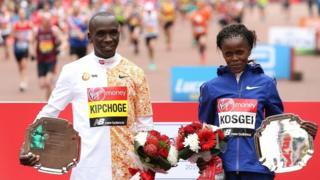 Победители Лондонского марафона-2019