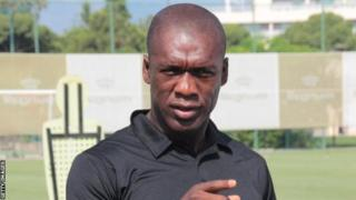 Clarence Seedorf previously had brief managerial spells at AC Milan, Shenzen in China and Deportivo La Coruna