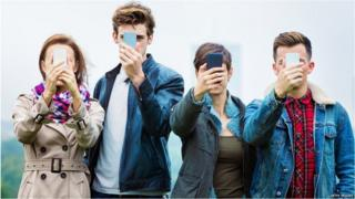 109928280 smartphone gettyimages 532609287 - Smartphone 'addiction': Young people 'panicky' when denied mobiles
