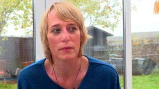 Liz Frood, especialista en egiptología y sobreviviente a la septicemia
