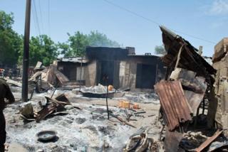 Boko Haram yatanguye kugaba ibitero muri Nigeria kuva mu 2009