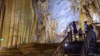 वियतनाम में गुफा