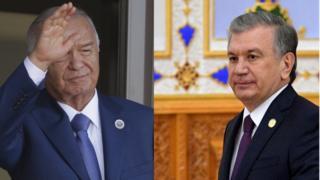 Ўзбекистон президентлари