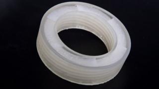 """""""Metamaterial acústico"""" diseñado por científicos de la Universidad de Boston."""
