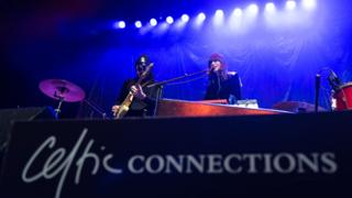 Juniore perform at Celtic Connections