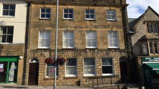 The former NatWest bank on Fore Street, Chard