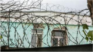Photo d'archives d'une prison