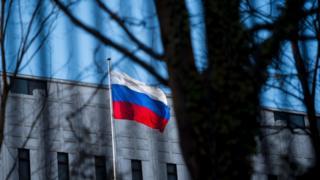 Embaixada russa em Washington