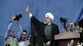 حسن روحانی رئیس جمهوری ایران گفته است در دوره دوم ریاست جمهوریاش حفظ برجام از مهمترین اولویتهای کشور خواهد بود. اما تا چه حد او در این کار موفق خواهد بود؟ ک