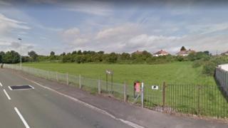 Field off Shotton Lane