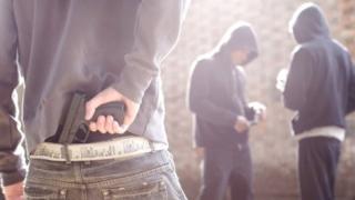 Young criminals