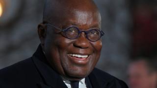 Shugaban Ghana Nana Akufo Addo