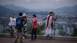 صنعت توریسم در کره جنوبی