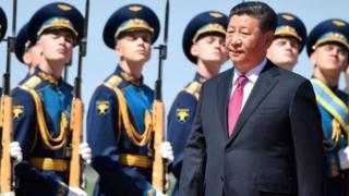 中國國家主席習近平抵達莫斯科,對俄羅斯進行為期3天的國事訪問。