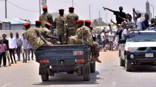 Wanajeshi wafanya mapinduzi Sudan