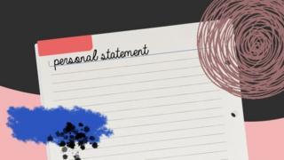Illustration personal statement