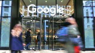 Google's office in London