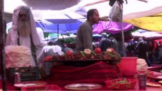 کابل سړکغاړي خوړو کاروبار