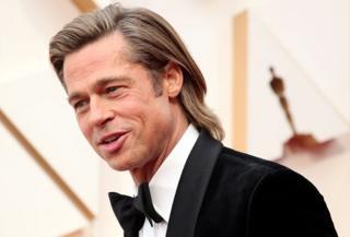 Brad Pitt sur le tapis rouge