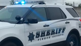 Pierce County Sheriff's Department vehicle